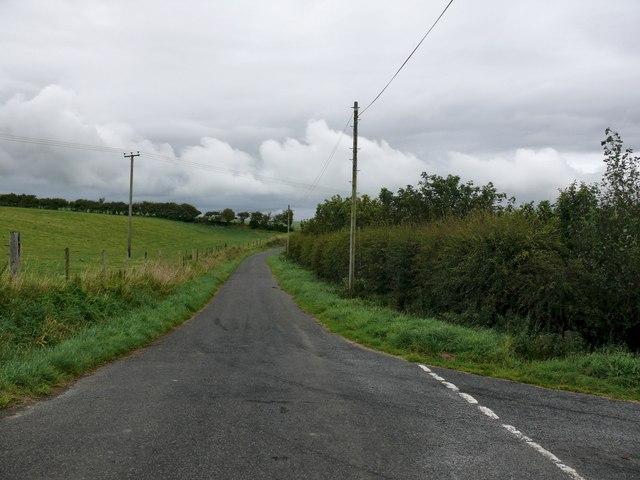 Road to Stoneykirk
