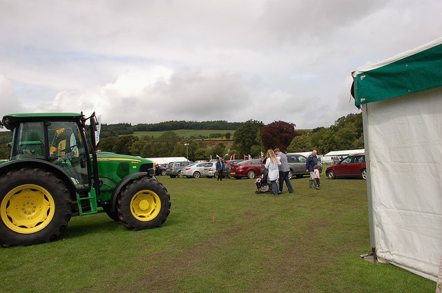 Peebles Agricultural Show