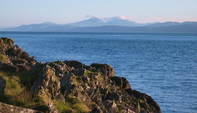 Craignish coast view