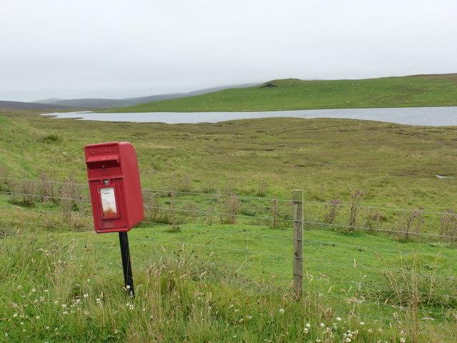 Garderhouse: postbox № ZE2 85