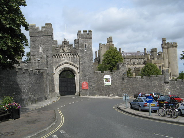 Arundel Castle Gatehouse