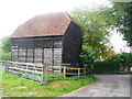 SU6032 : Granary at Bishop's Sutton by Colin Smith