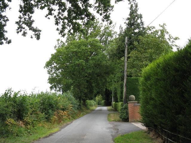 Jennings Wood Lane
