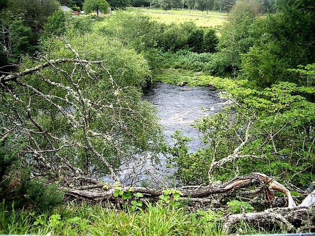 River Dee at Potarch
