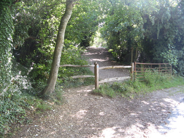 Public bridleway off Mill Lane