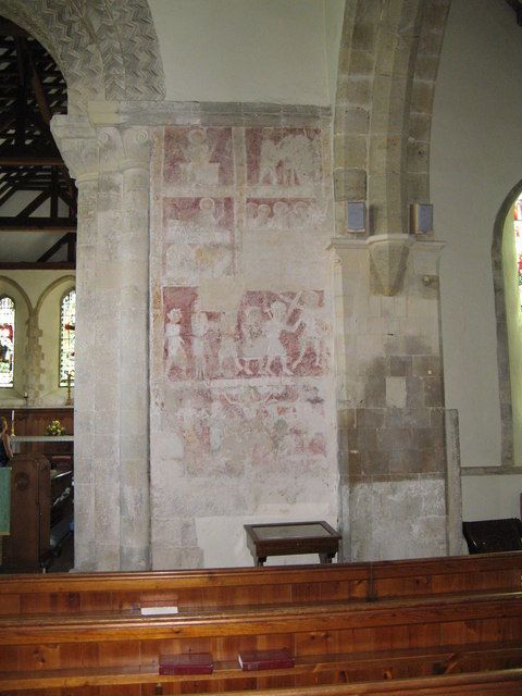 St Michael's Wall Paintings