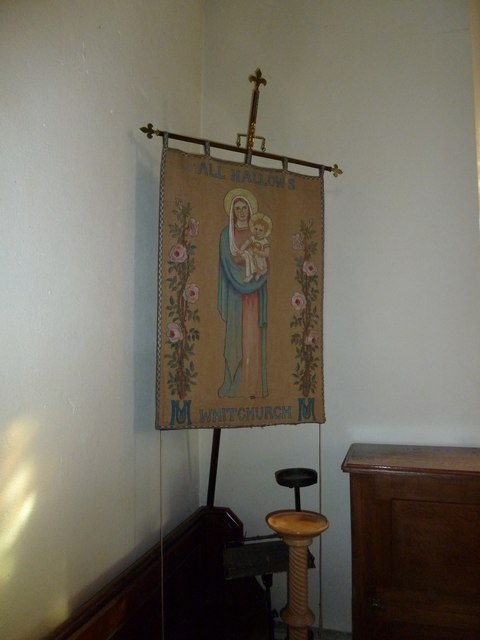 Whitchurch-All Hallows: banner