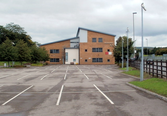 Welsh Assembly Government offices, Bedwas
