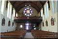 O2838 : Aisle, Church of the Assumption, Howth, Ireland by Christine Matthews