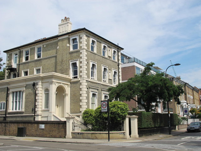 Priory Road / Abbey Road, NW6