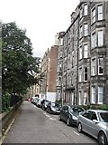 NT2572 : Roseneath Place by Richard Webb