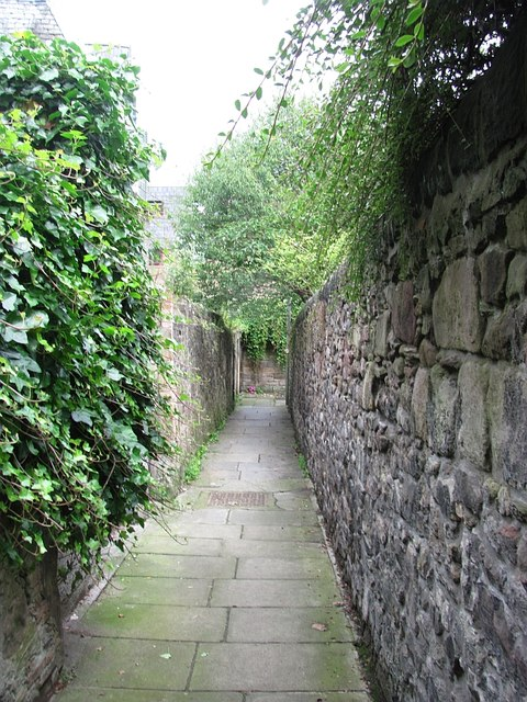 Meadow Place Lane, Marchmont
