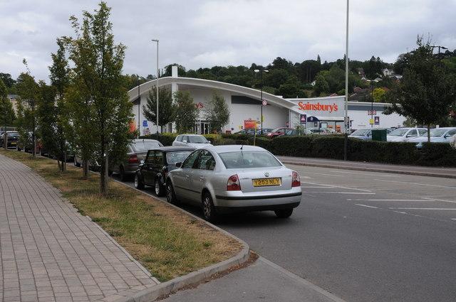 Sainsbury's  supermarket, Whaddon