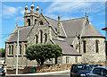 O2838 : Church of the Assumption, Howth, Ireland by Christine Matthews