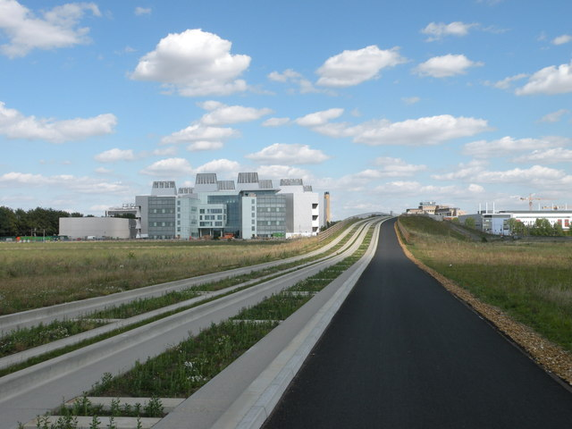 Addenbrooke's Guided Busway spur