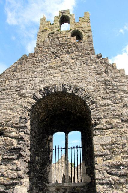 St Mary's Church, Howth, Ireland
