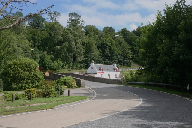 Fiddich Road Bridge