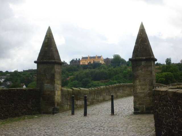 Stirling, the Auld Brig