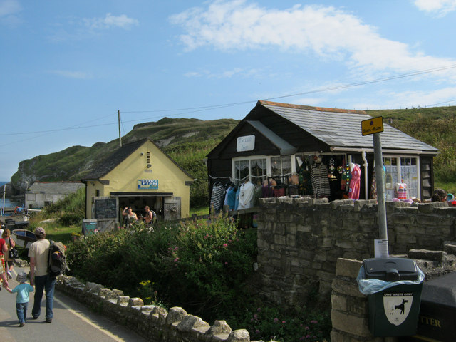 Cove Fish and The Little Shop