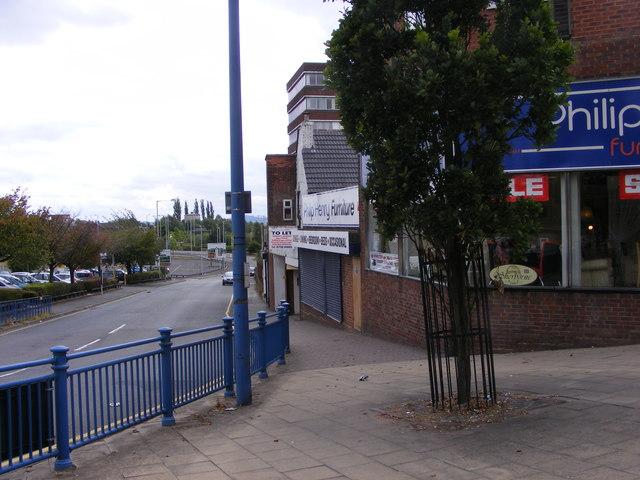 Flood Street Shops