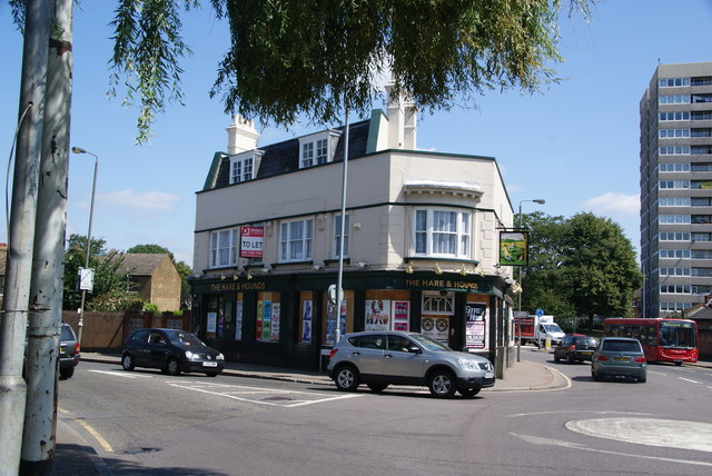 The Hare & Hounds, Summerstown