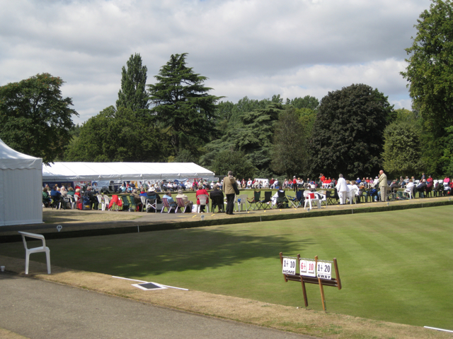 English Women's National Bowls Championships 2011: 2