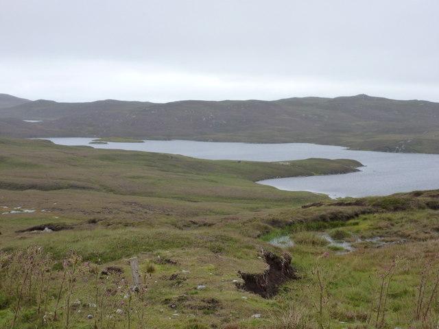 Walls: Burn of Cattikismires enters Burga Water