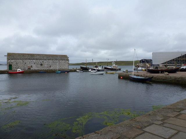 Lerwick: Hay's Dock