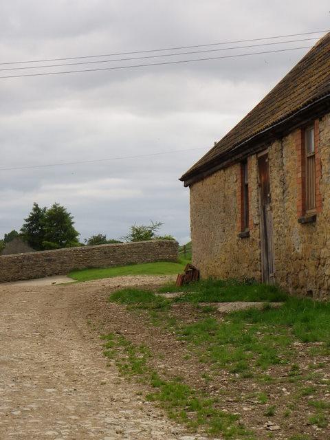 Footpath, Goathill Farm