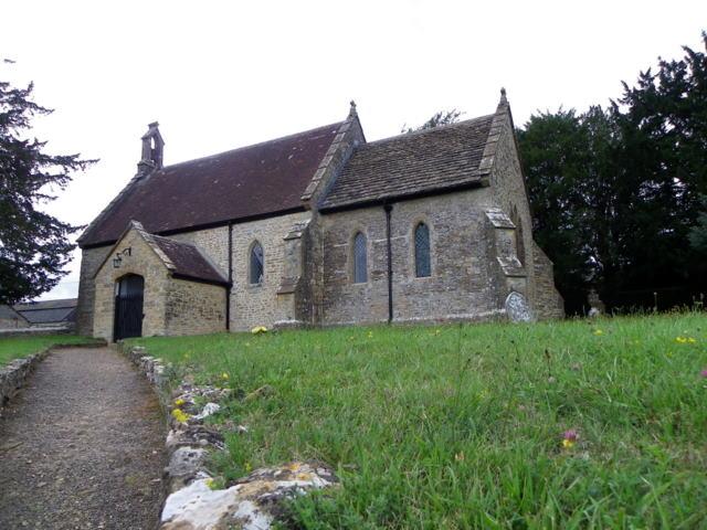 St Peter's Church, Goathill