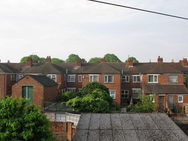 Houses on Brook Street, Riverside