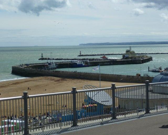 Ramsgate's East Pier