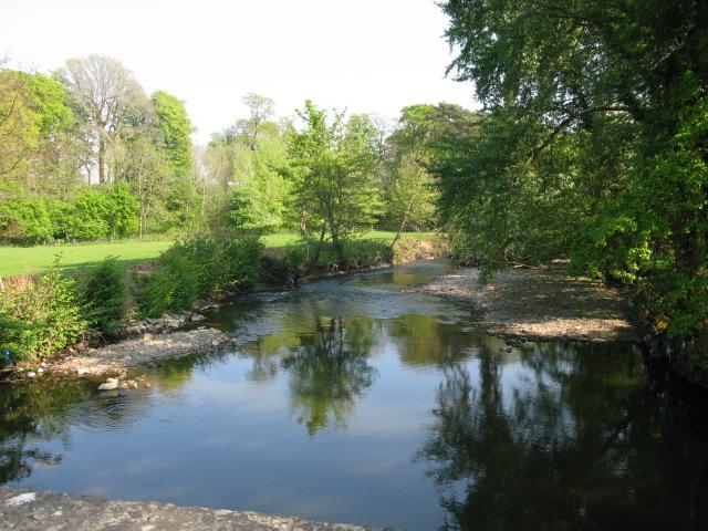 Ogmore River from New Bridge