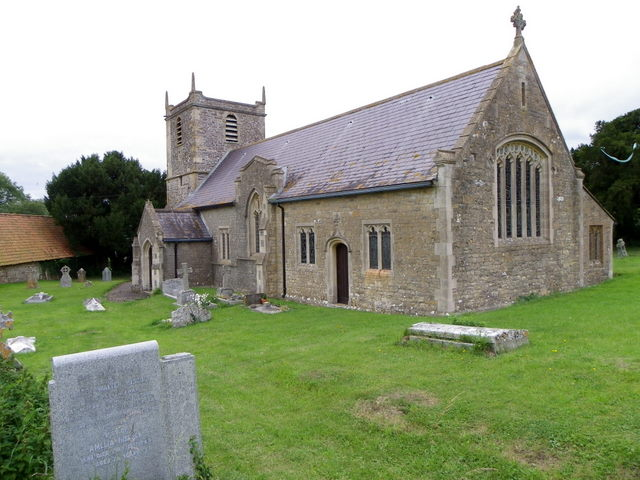 The Church of St Mary Magdalene