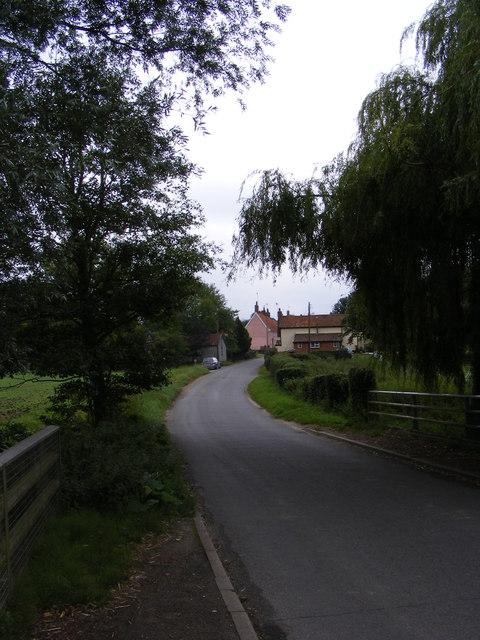 The Street, Cretingham