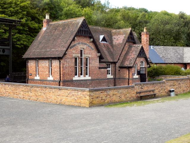 Blists Hill School House