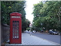 TQ3975 : Phone box near Blackheath by Malc McDonald