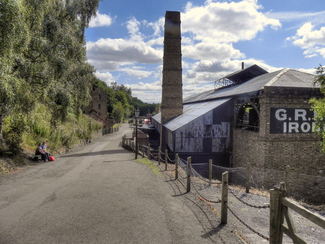 Ironworks, Blists Hill