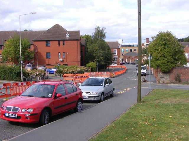Inhedge Roadworks