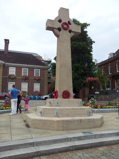 Bury St Edmunds War Memorial