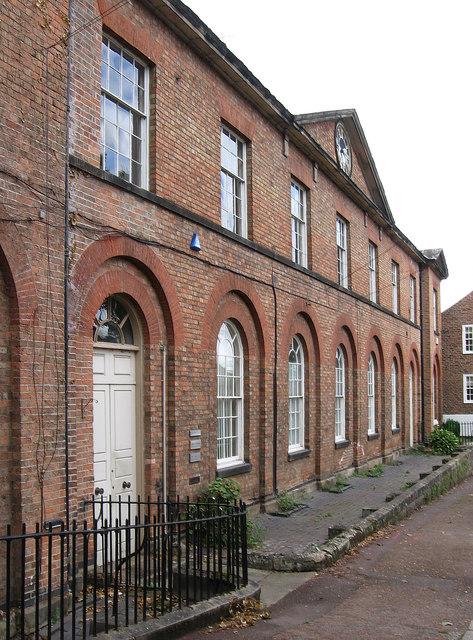 Darley Abbey - St Matthews House