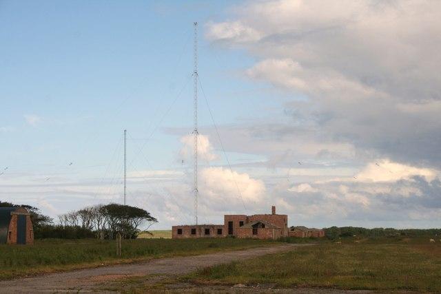 Ex RAF Buildings