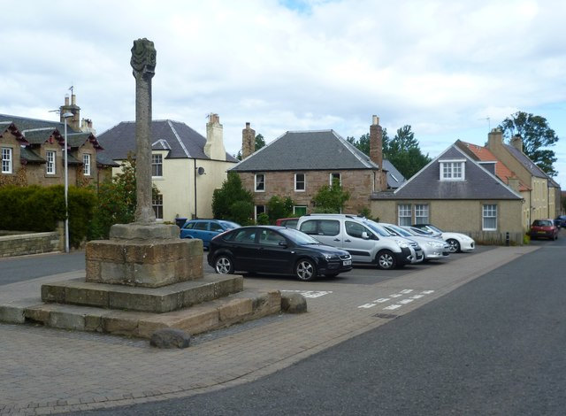 The Square, Cockburnspath