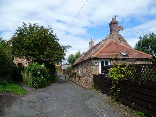 Burnside Cottage, Cockburnspath