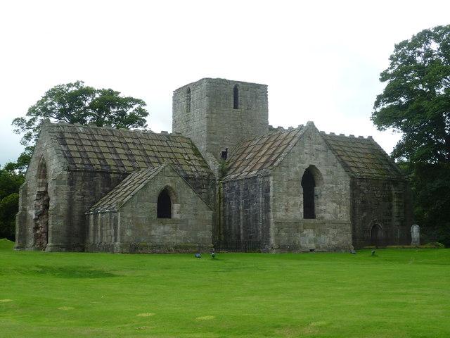 Dunglass Collegiate Church