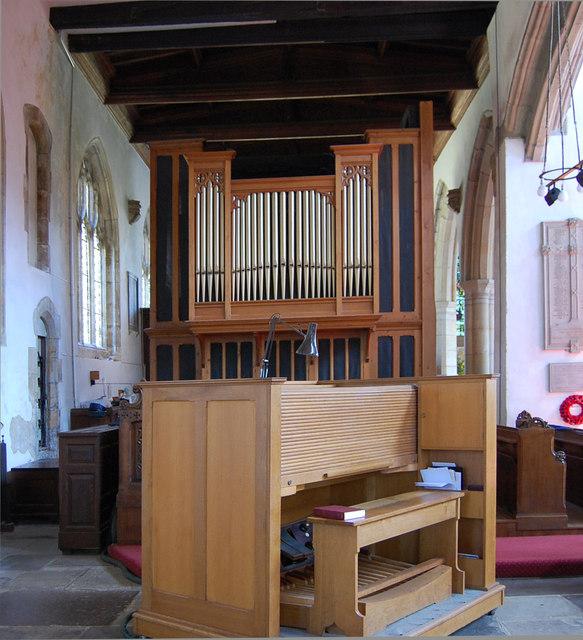Cranbrook Church Organ