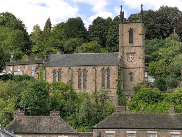 St Luke's Church, Ironbridge
