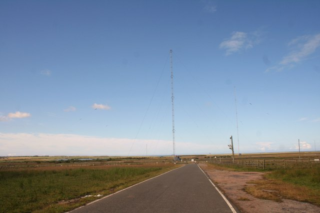 Crimond Masts