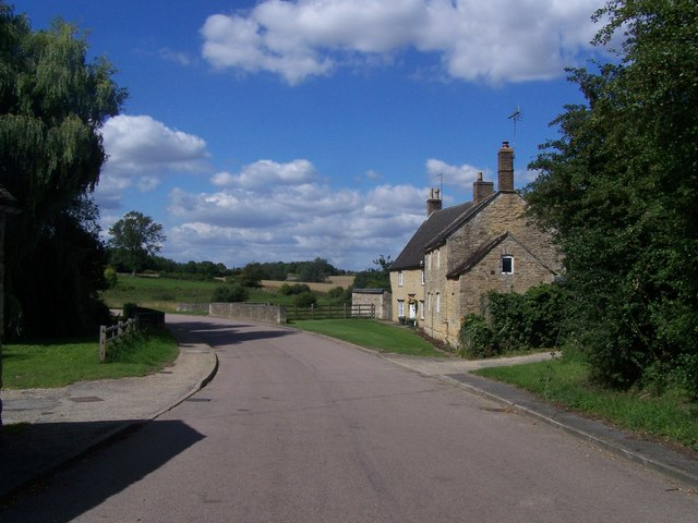 Cottages By Willow Brook Bridge, Bulwick