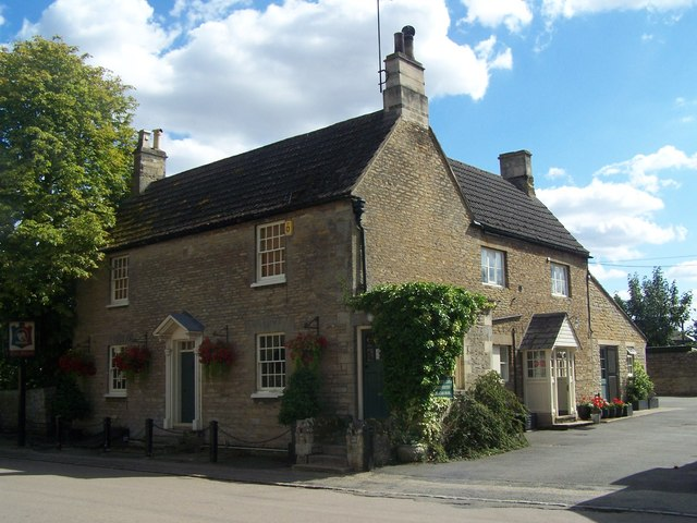 The Falcon, Fotheringhay